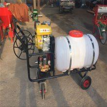 200升药桶打药机 新式高压电动喷雾器 养殖场必备喷雾机 浩发