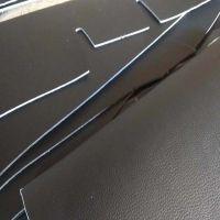 皮革裁剪设备 1610送料震动刀裁剪成卷布料