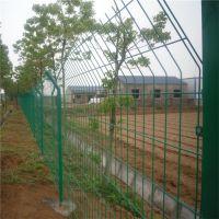 园林小区安全围栏网 浸塑公路隔离网 道路围栏网 车间隔离网厂家定做