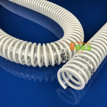 PU防静电塑筋管 PU塑筋管 导静电透明塑筋软管 耐磨损耐腐蚀