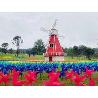 春日三月风车展租赁荷兰风车安装 直销厂家
