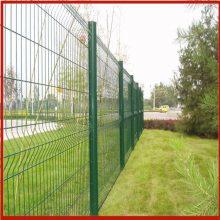 兴来 锌钢护栏网灰色 京式市政护栏网现货 养殖场围栏网图片