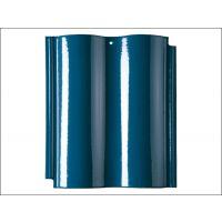 厂家供应-300mm*400mm琉璃瓦、全瓷琉璃瓦-山东淄博厂家招商,釉面烧制,不褪色