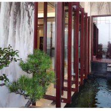 广东高性价比隔断工厂 折叠移门 木饰面屏风 活动隔音门 移动隔墙