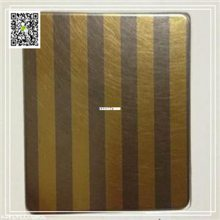昆山和纹彩色不锈钢板 电梯橱柜防指纹装饰板
