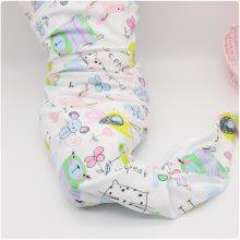 母婴用品一件代发卡通包被新生儿抱毯婴幼儿包巾宝宝针织棉抱被
