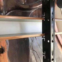 供应铝天花吊顶 防火天花吊顶 纯铝方通 40*45铝天花