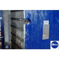 通用阿法,apv,tranter等知名品牌的板式换热器维护清洗