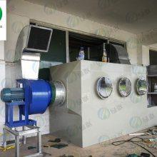 废气处理设备 水喷淋净化器 水喷淋除尘除油雾净化器生产厂家