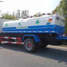 国六洒水车价格 国六5吨绿化洒水车
