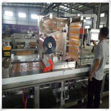 嘉盛生产高效率鱼仔辣条包装机械 真空气调封口机 全自动拉伸膜真空包装机 欢迎来厂试机