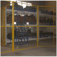 工厂围栏 三角折弯防护网 小区围墙网