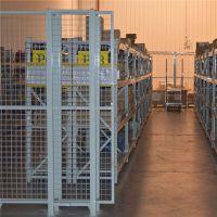 车间隔断网厂家 仓库隔离栅价格 低价护栏隔离网