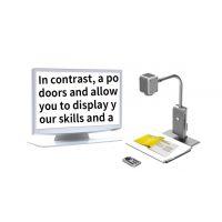 爱奉者远近距离便捷式电子助视器/低视力专用电子放大镜/视障低视力无障碍辅具