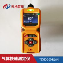 便携式的TD600-SH-CHCL3氯仿检测报警仪报警音量90~120分贝
