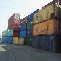 广州启众供应载重30吨集装箱旧集装箱出售