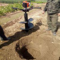林业植树专用挖坑机 冻土硬土挖坑机