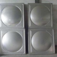 供应无锡304水箱用不锈钢板加工定制 不锈钢消防水箱 方形不锈钢水箱