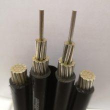 河南长城旭建牌 JKLYJ 1KV 4x95 铝芯交联聚乙烯绝缘平行架空电力电缆