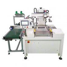 成都市塑料袋丝印机手提袋网印机文件袋丝网印刷机文件夹移印机