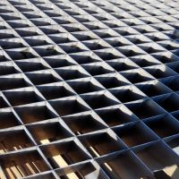 工厂水沟盖板 45公分格栅板 安平钢板网