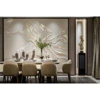 波浪板厂家定制时尚墙面装饰板材立体波浪板