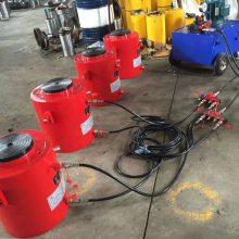 单双向轻型电动液压油缸 20T30T50T100T液压油缸 耳环式液压缸厂家定制