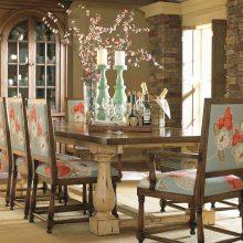 长沙乐家巢进口美式餐椅