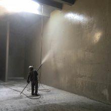 烟台蓝盟外墙防水GVE复合防水涂料