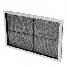 烘干设备过滤网大风量尼龙过滤网机电设备耐酸碱防尘过滤网定制