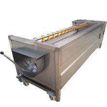 热销大姜加工设备 鲜姜加工流水线 鲜姜深加工设备