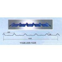 连云港0.4-0.8mm墙面彩钢板YX28-205-1025型彩钢瓦厂家