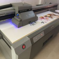 3D浮雕面板万能UV打印机 5D立体塑料面板UV平板打印机供应商
