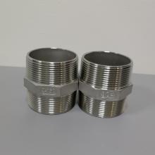 供应丝扣4分内接|DN15内牙内接|铸件螺纹304不锈钢连接