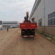 忻州随车吊机 程力8吨随车吊多少钱一辆