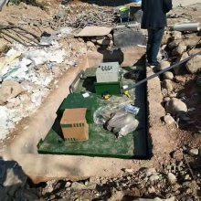 地埋式养猪场污水处理设备使用效果-竹源
