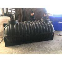 【华社】污水处理无焊缝PE化粪池 农村改造1吨塑料化粪池