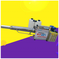 YD杀虫机 葡萄锄草打药机 管子加长型手推式弥雾机