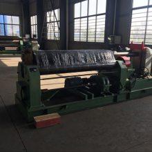 W11-6*2500机械式三辊对称卷板机
