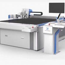 电脑自动裁床.珍珠棉切割机、服装自动裁剪机、汽车座套下料机多少钱深圳厂家