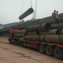 久汇井壁管800mm钢制花管 地铁降水井管/工地降水钢管材料