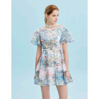 武汉保时霓货源批发女装折扣走份尾货一线品牌多种款式多种风格