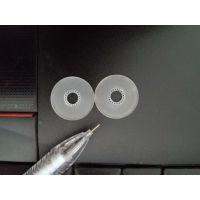 光学玻璃激光打孔精细刻槽