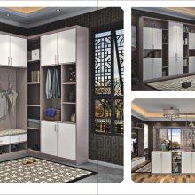 郑州板式全屋定制家具图册设计|板式家具画册彩页制作印刷
