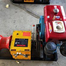 5吨柴油绞磨机厂 传动轴绞磨机 快中快绞磨机价格 天泽