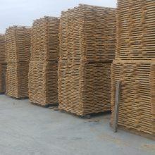 青岛硬杂木 硬杂木方 杨木托盘料