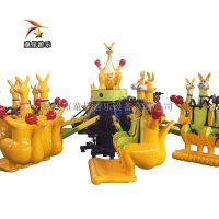 口碑好的童星游乐欢乐袋鼠跳大型儿童游乐场设备厂家