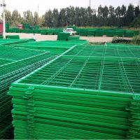 农场护栏网 铁路防护栅栏 高铁防护隔离网