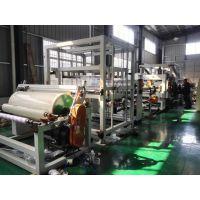 金韦尔TPU鞋材板材生产线
