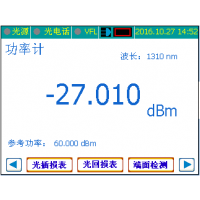 6372A 多功能光损耗测试仪 中国ceyear思仪 6372A